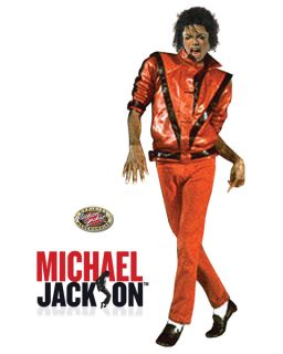 michael jackson thriller costume in Men
