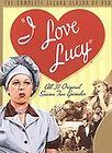 NIP   I Love Lucy   The Complete Second Season (DVD, 2004, 5 Disc Set