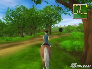 Barbie Horse Adventures Riding Camp Wii, 2008