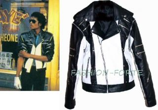 Michael jackson pepsi leather jacketSizes XS  5XLAvailable in Faux