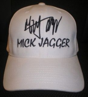 Mick Jagger autograph in Entertainment Memorabilia