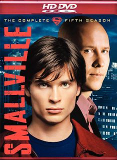 Smallville   The Complete Fifth Season HD DVD, 2006, 5 Disc Set