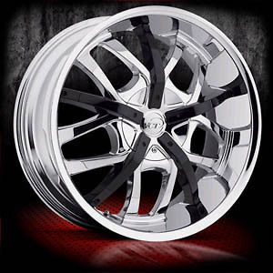 new 20x8 5 vct romano chrome wheels rims 5x4