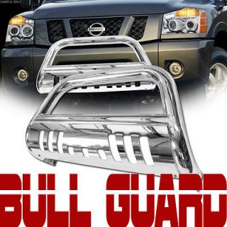 HeavyDuty SS BULL BAR(brush push bumper grill guard) 05 06 07 12