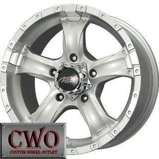 Chaos 5 Wheels Rims 5x135 5 Lug Ford F150 Lincoln Navigator Expedition