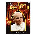 Life & Times of Pope John Paul II The Holy Father (DVD
