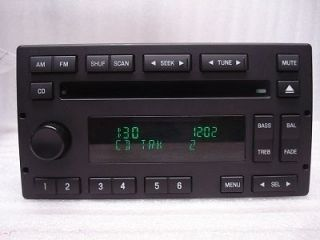 FORD Crown Victoria MERCURY Grand Marquis Radio Stereo CD Player