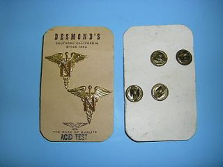 9952 original wwii army nurse corps branch emblems time left
