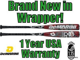 2013 DeMarini WTDXVDR 29/20 Voodoo Senior Youth Big Barrel Baseball