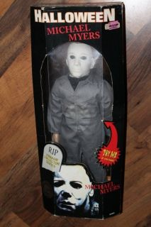 NEW NIB 1978 Mike Michael Myers Halloween Numbered Series Doll
