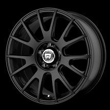 Pontiac GTO BLACK RIMS WHEELS 2004 2006 NICE MOTEGI RACING UPGRADE NEW