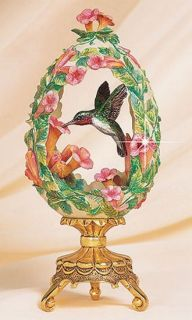 franklin mint faberge egg in Decorative Collectible Brands