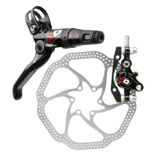 AVID XO Disc Brake Set Rear 200mm fit Santa Cruz Transition Yeti Norco