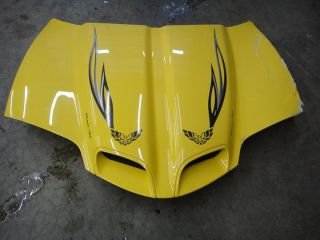 98 02 Firebird Trans AM WS6 OEM Collector Edition Ram Air Hood