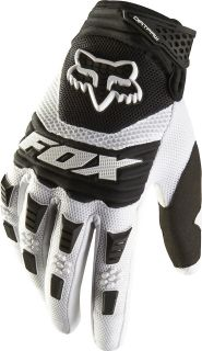 Fox Racing Adult Dirtpaw Gloves White Motocross MX Atv Bmx Off Road