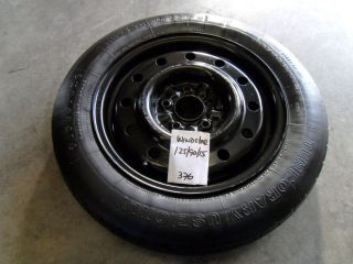 99 00 01 02 03 FORD WINDSTAR SPARE TIRE WHEEL DONUT 125/90/15 OEM