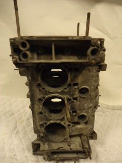 1976 PORSCHE 911 2.7L ENGINE CASE BLOCK 6462188 901.101.101.7R 0270