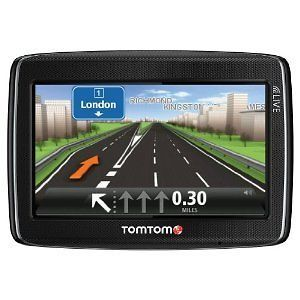 TomTom Go Live 820 UK Ireland Maps GPS System Sat Nav *Top condition*