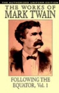 The Authorized Uniform Edition 1 by Mark Twain 2003, Paperback