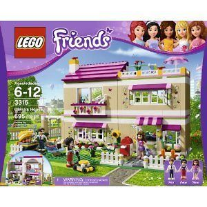 House 3315 w/ figures,furnit​ure,accessorie​s FREE SHIP USA