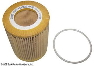 beck arnley 041 0821 oil filter fits volvo xc90 engine