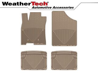 WeatherTech® All Weather Floor Mats   2006 2011   Cadillac DTS   Tan