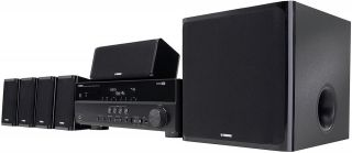 Yamaha YHT 497 5.1 Channel Home Theater System