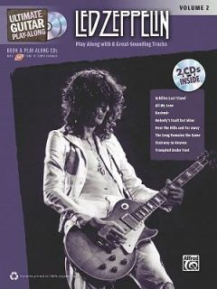 Led Zeppelin Plau along with 8 Great Sounding Tracks 2010, Paperback