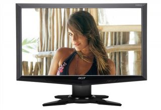 Acer G G195WL AB 19 Widescreen LED LCD Monitor