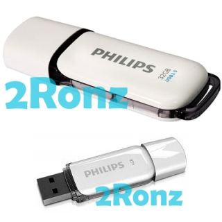 Philips Snow 32GB 32G USB 3 0 Flash Pen Drive Disk Stick Thumb Hi