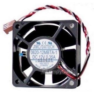 JMC/Datech 60mm x 20mm 2BB Variable Speed 3 Pin Fan FREE SHIP