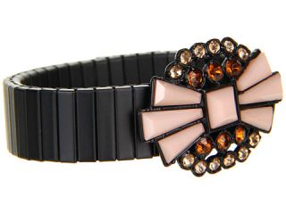 Rolling Stone Black and Crystal Stretch Bracelet $34.99 $38.00 SALE