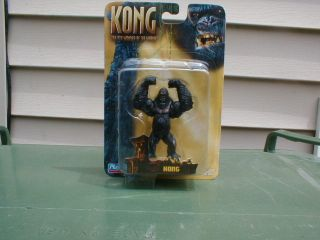 NEW KING KONG THE 8TH WONDER OF THE WORLD 2 ACTION FIGURE, PLAYMATES