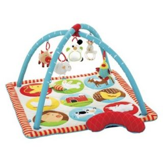 Skip Hop Funky Farmyard Baby Activity Gym Play Mat from Target $65 EUC