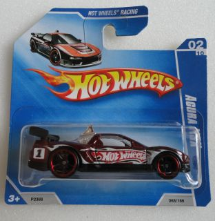 Hot Wheels Acura NSX 068 166 HW Premiere Short Card