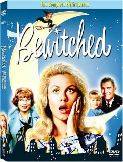New Bewitched The Complete Fifth Season Five 5 043396195097