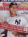 Alex Rodriguez Signed Sports Illustrated PSA JSA BGS