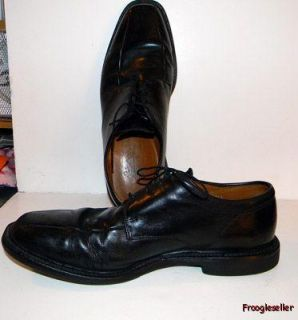 Allen Edmonds mens Warren oxfords shoes 11.5 E black leather
