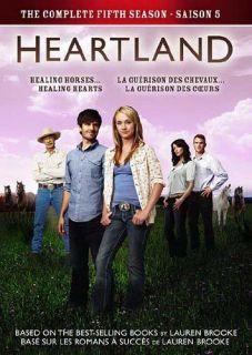 Heartland The Complete Fifth Season 5th B New DVD