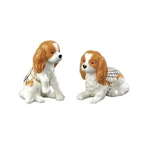 Andrea by Sadek Golden Lab Labrador Retriever Dog Salt Pepper Set