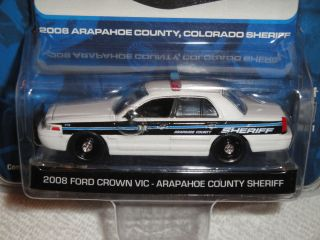 Pursuit 2008 Ford Crown Vic Arapahoe County Sheriff Series 1