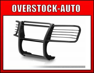 Aries Black Grille Guard Kit 2008 2010 JEEP LIBERTY (NO HEADLIGHT CAGE