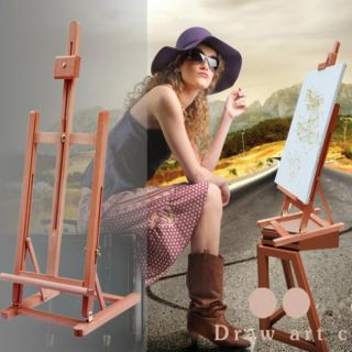 34 3 Artist Easel Wood Tripod Table Top Easel Display Drawing