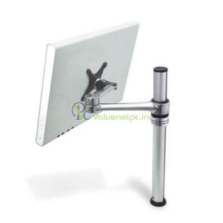 Visidec Articulated Monitor Arm Single Display Desk Mount VFAT