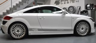 Prior Design Audi TT MK2 (8J) R8 Style, Front Bumper, Side Skirts and