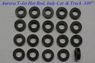AURORA T JET MODEL MOTORING HOT ROD TRUCK INDY CAR SUPER TIRES