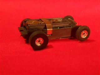 AURORA MODEL MOTORING 1 THUNDERJET TRUCK CHASSIS   TUNED & OILED