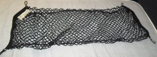 Trunk Cargo Net Netting Chevrolet Chevy Ford Dodge Automotive Car