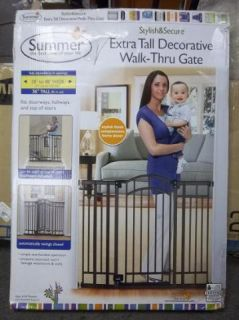 Summer The First Years Home Decor Extra Tall Baby Gate