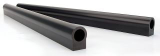 Brand New Black Anodized Fast 18 Universal Aluminum Fuel Rail
